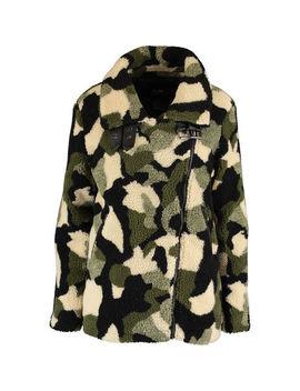Camo Military Jacket by Me Jane