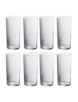 Argos Home Set Of 8 Hi Ball Glasses by Argos