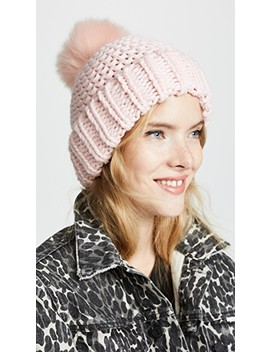 Skyline Beanie Hat by Free People