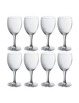 Argos Home Set Of 8 Wine Glasses by Argos
