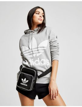 Adidas Originals Sweat à Capuche Trefoil Femme by Adidas Originals