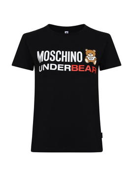 Underbear Short Sleeved T Shirt by Moschino