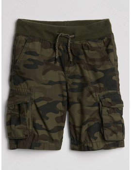 "5"" Camo Cargo Shorts by Gap"