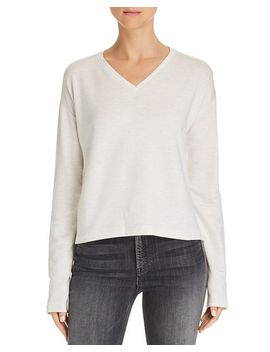 Reily Cropped Sweater by Rag & Bone/Jean