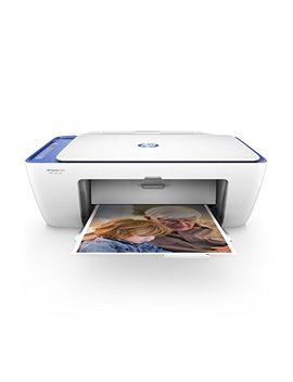Hp Desk Jet 2655 All In One Compact Printer, Hp Instant Ink & Amazon Dash Replenishment Ready   Noble Blue(V1 N01 A) by Hp