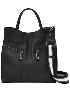 Trigger Pebbled Leather Satchel by Botkier