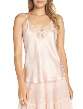 X Atlantic Pacific Satin Camisole by Halogen®