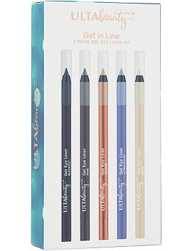 Get In Line 5 Piece Gel Eye Liner Kit by Ulta