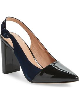 X Atlantic Pacific The Slingback Pump by Halogen®