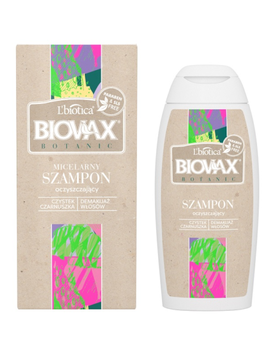 L`biotica Lbiotica Biovax Botanic Micellar Cleansing Hair Shampoo Sls Free by Ebay Seller