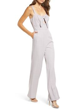Roxy Glen Plaid Jumpsuit by Wayf