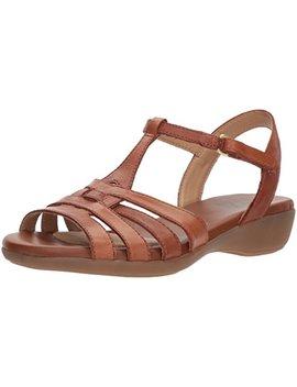 Naturalizer Women's Nanci Flat Sandal by Naturalizer