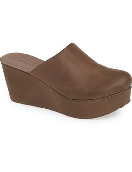 Wylie Wedge Mule by Chocolat Blu
