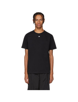 Black Byredo Edition 'up' Slim T Shirt by Off White