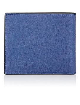 Logo Leather Billfold by Fendi