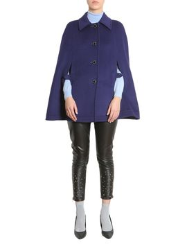 Cape Coat by Boutique Moschino