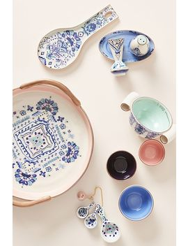 Lilia Pie Dish by Anthropologie