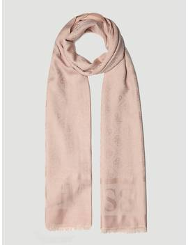 Luxe Logo Scarf by Guess