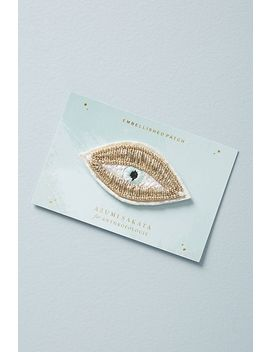 Golden Eye Sticker Patch by Azumi Sakata