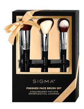 Finished Face Brush Set by Sigma Beauty