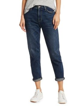 The Vintage Cropped Jeans by Current/Elliott