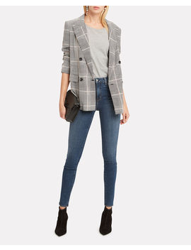 Marguerite High Rise Skinny Jeans by L'agence