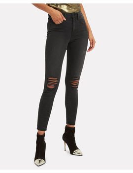 Margot Graphite Jeans by L'agence