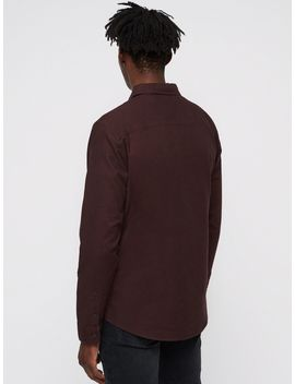 Huntingdon Long Sleeve Shirt by All Saints