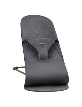 Baby Björn Bliss Bouncer, Grey by Baby Björn