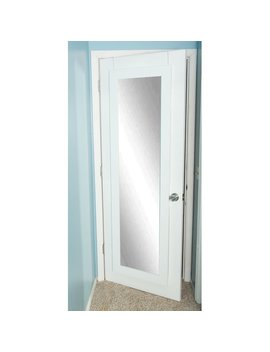 Brandt Works Llc Over The Door Full Length Wall Mirror & Reviews by Brandt Works Llc
