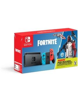 Nintendo Switch Fortnite Double Helix Bundle by Nintendo