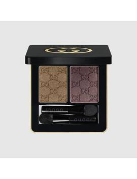 Fumé, Magnetic Color Shadow Duo by Gucci