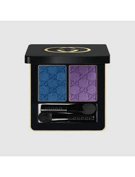 Peacock, Magnetic Color Shadow Duo by Gucci