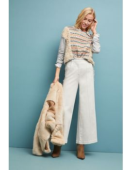 Ophelia Fringed Trousers by (Nude)
