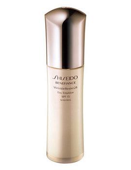 Benefiance Wrinkle Resist24 Day Emulsion Spf 18, 2.5 Oz by Shiseido