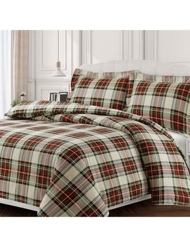 Charleston Plaid Soft 170 by Tribeca Living