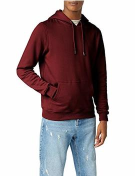 Urban Classics Herren Kapuzenpullover Basic Sweat Hoodie by