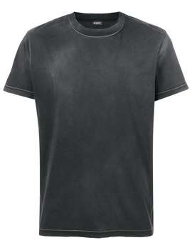 Washed T Shirt by Diesel