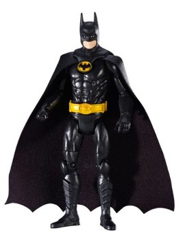 "Dc Comics Multiverse 4"" Basic Figure, Batman 1989 by Mattel"