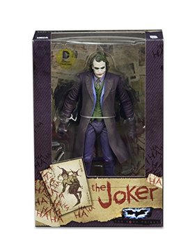 "Neca The Dark Knight Heath Ledger Joker Exclusive Action Figure 7"" Dc Comics by Neca"