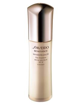 Benefiance Wrinkle Resist24 Day Emulsion Spf 18 by Shiseido