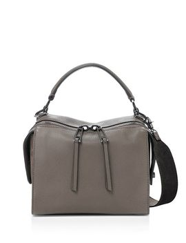 Nomad Leather & Suede Crossbody by Botkier