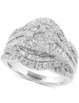 Effy® Diamond Cluster Ring (2 Ct. T.W.) by Effy Collection