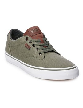 Vans Winston Deluxe Men's Skate Shoes by Kohl's