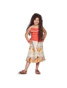 Toddler Girls' Disney Princess Moana Costume   3 T/4 T by Disguise