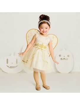 Toddler Girls' Angel Halloween Costume   Hyde And Eek! Boutique™ by Hyde And Eek! Boutique™