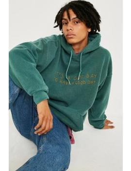 "Urban Outfitters – Hoodie ""Have A Good Day"" by Urban Outfitters Shoppen"