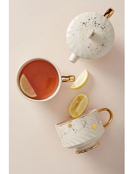 Celine Tea For Two Set by Anthropologie