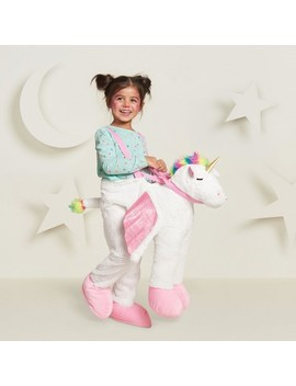 Toddler Plush Unicorn Rider Halloween Costume   Hyde And Eek! Boutique™ by Shop This Collection