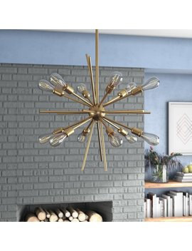 Langley Street Corona 12 Light Chandelier & Reviews by Langley Street